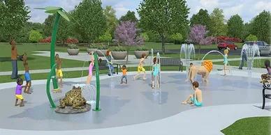 centre green artist rendering